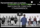 La participación democrática según la EBC: experimento pedagógico 3