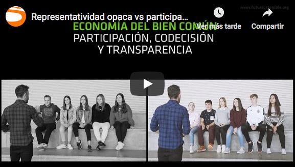 La participació democràtica segons l'EBC: experiment pedagògic 3